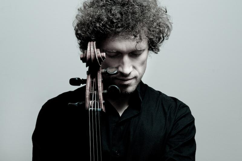 Francois Salque, violoncelle, Amsterdam, Pays-Bas, novembre 2010
